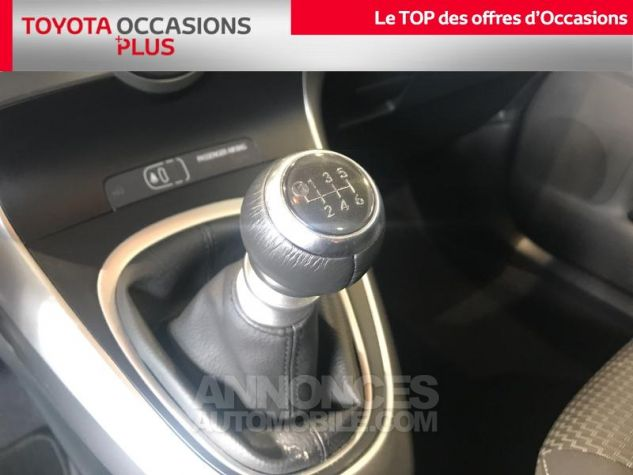 Toyota VERSO 112 D-4D FAP Feel SkyView 5 places Gris Clair Occasion - 8