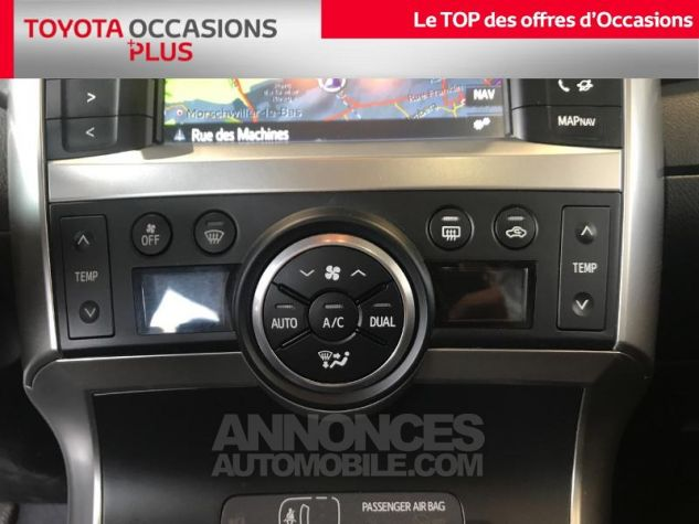 Toyota VERSO 112 D-4D FAP Feel SkyView 5 places Gris Clair Occasion - 10