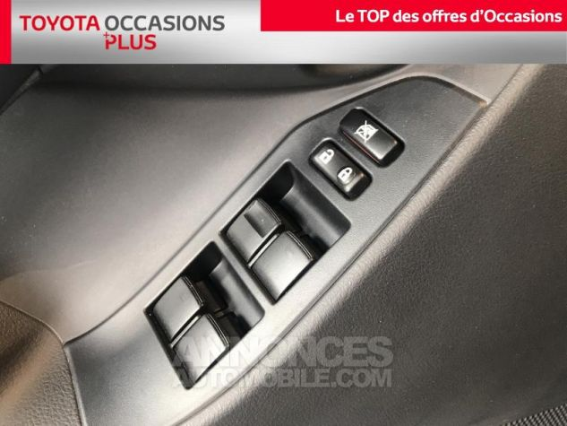 Toyota VERSO 112 D-4D FAP Feel SkyView 5 places Gris Clair Occasion - 11