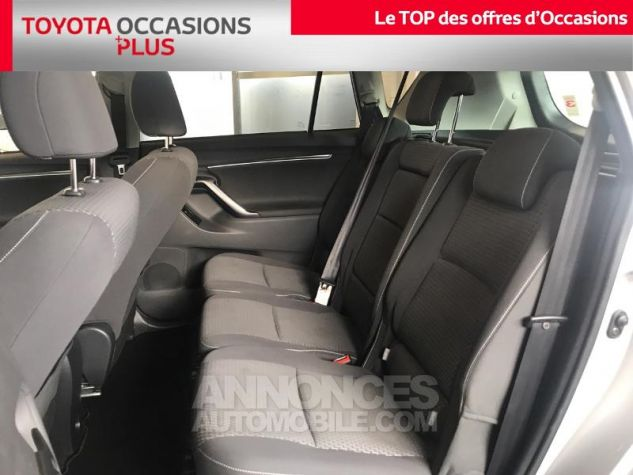 Toyota VERSO 112 D-4D FAP Feel SkyView 5 places Gris Clair Occasion - 13