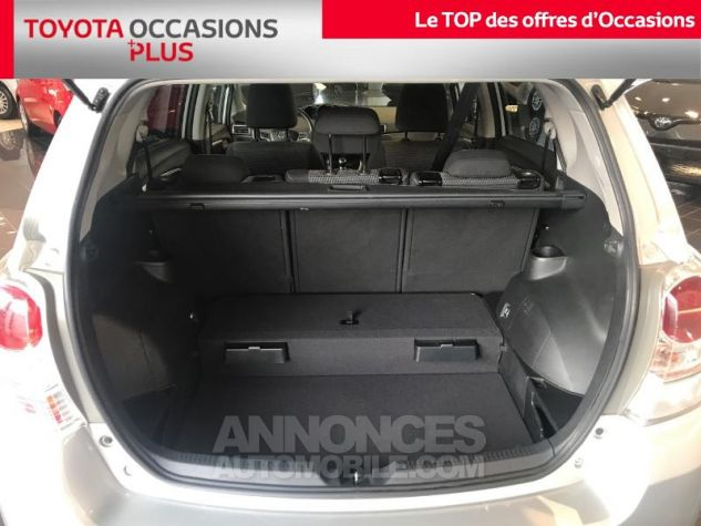 Toyota VERSO 112 D-4D FAP Feel SkyView 5 places Gris Clair Occasion - 14