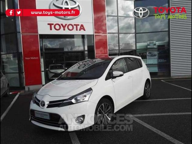 Toyota VERSO 112 D-4D FAP Style Blanc Occasion - 0