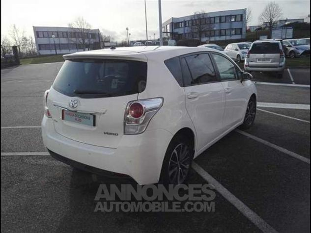 Toyota VERSO 112 D-4D FAP Style Blanc Occasion - 1