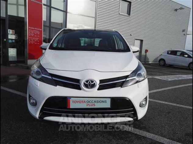 Toyota VERSO 112 D-4D FAP Style Blanc Occasion - 2