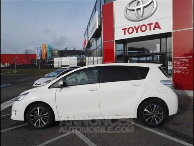 Toyota VERSO 112 D-4D FAP Style Blanc Occasion - 3