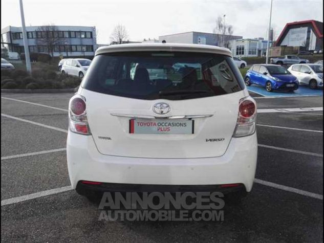 Toyota VERSO 112 D-4D FAP Style Blanc Occasion - 4