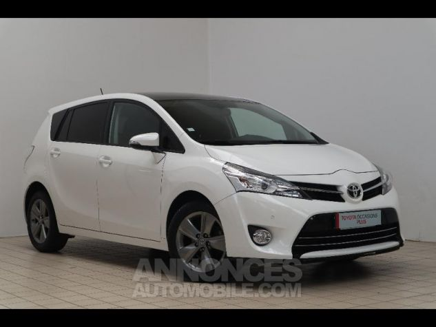 Toyota VERSO 112 D-4D SkyView 5 places BLANC Occasion - 3