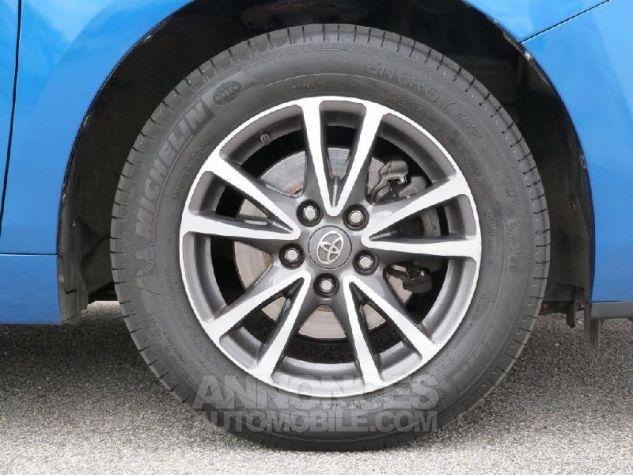 Toyota VERSO 112 D-4D SkyView 5 places Bleu Clair Métal Occasion - 6
