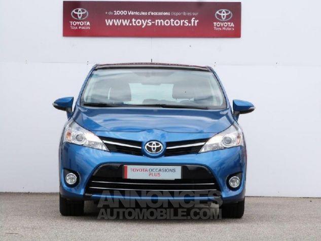 Toyota VERSO 112 D-4D SkyView 5 places Bleu Clair Métal Occasion - 11