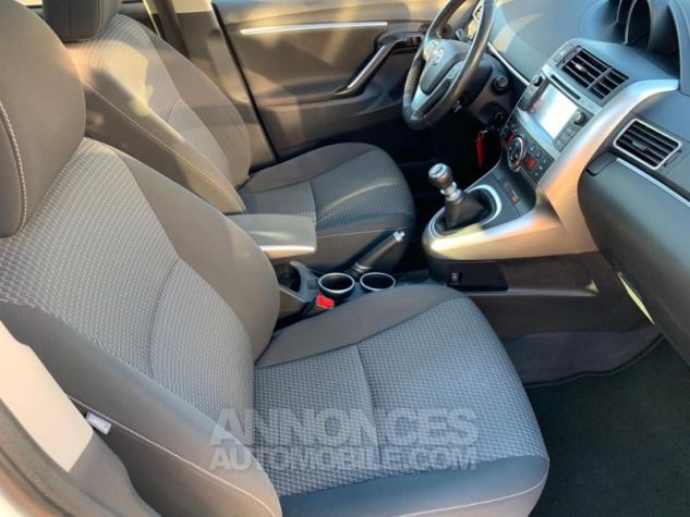 Toyota VERSO 112 D-4D SkyView 5 places BLANC Occasion - 8