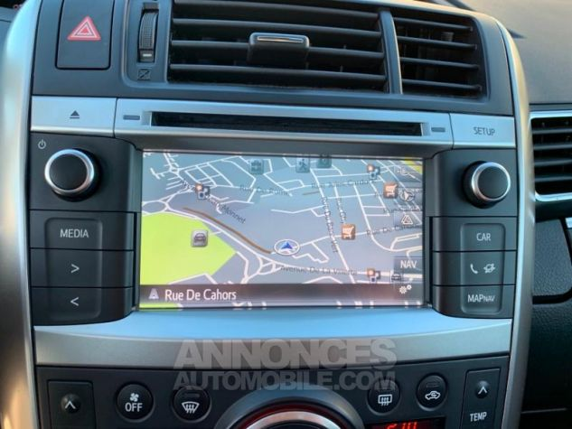 Toyota VERSO 112 D-4D SkyView 5 places BLANC Occasion - 13