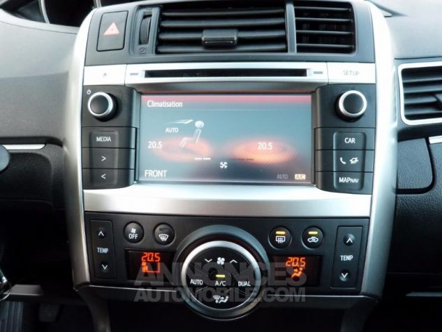 Toyota VERSO 112 D-4D SkyView 5 places BLANC NACRE Occasion - 9