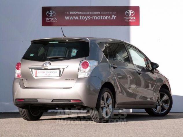 Toyota VERSO 112 D-4D SkyView 7 places GRIS MOYEN Occasion - 1