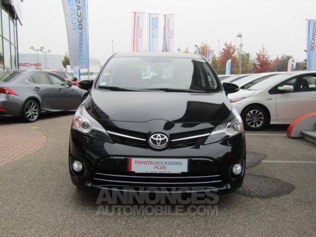Toyota VERSO 112 D-4D Style 5 places Noir Occasion - 1