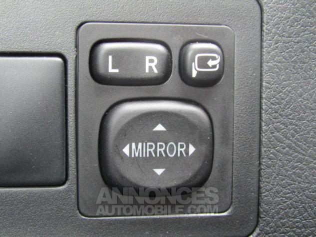 Toyota VERSO 112 D-4D Style 5 places Noir Occasion - 10