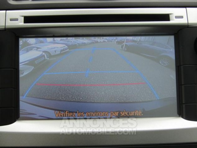 Toyota VERSO 112 D-4D Style 5 places Noir Occasion - 6