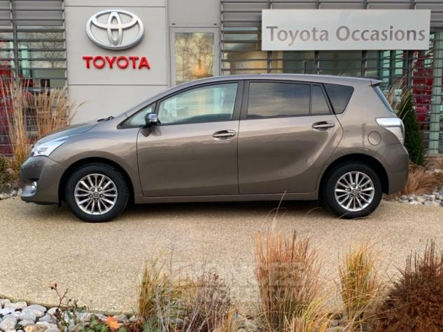 Toyota VERSO 132 VVT-i Design GRIS DUNE Occasion - 1