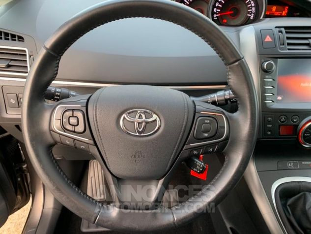 Toyota VERSO 132 VVT-i Design GRIS DUNE Occasion - 10