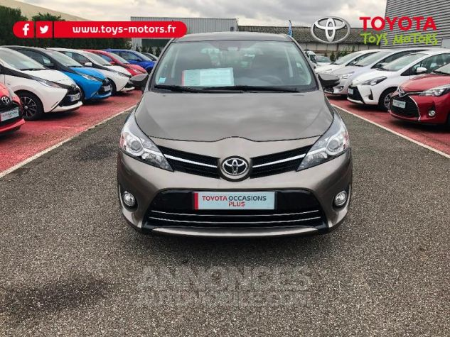 Toyota VERSO 132 VVT-i Design GRIS DUNE Occasion - 0