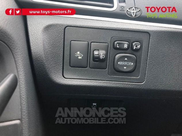 Toyota VERSO 132 VVT-i Design GRIS DUNE Occasion - 13