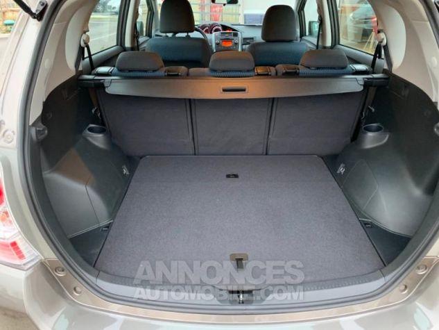 Toyota VERSO 132 VVT-i Tendance MARRON Occasion - 3
