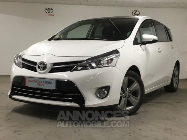 Toyota VERSO 150 D-CAT SkyView BVA 5 places Blanc Occasion - 0