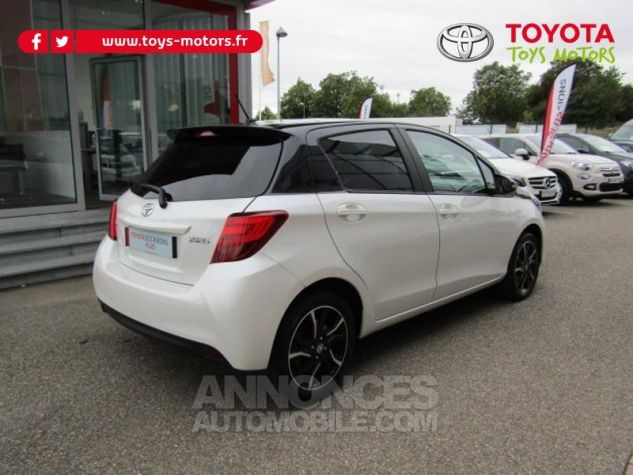 Toyota YARIS 100 VVT-i Collection 5p BLANC NACRE Occasion - 2