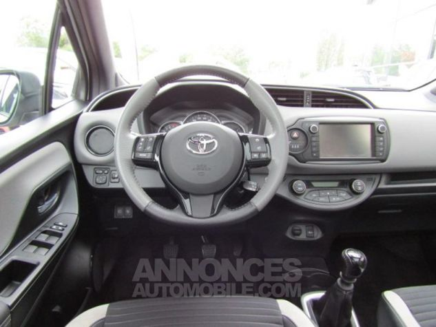 Toyota YARIS 100 VVT-i Collection 5p BLANC NACRE Occasion - 4