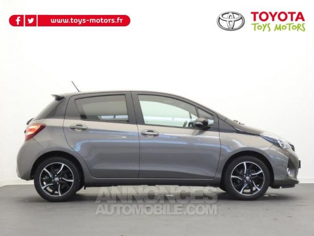 Toyota YARIS 100 VVT-i Collection 5p GRIS DUNE Occasion - 1