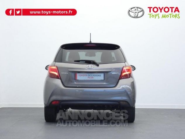 Toyota YARIS 100 VVT-i Collection 5p GRIS DUNE Occasion - 11