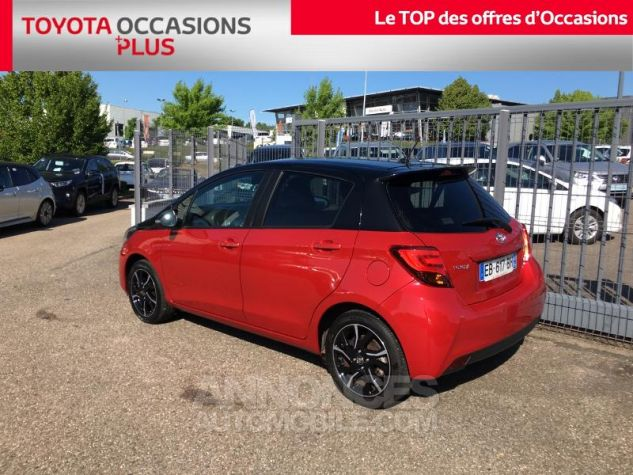 Toyota YARIS 100 VVT-i Collection 5p ROUGE Occasion - 1