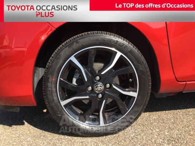 Toyota YARIS 100 VVT-i Collection 5p ROUGE Occasion - 3