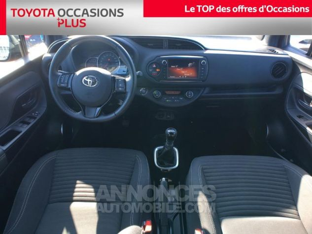 Toyota YARIS 100 VVT-i Collection 5p ROUGE Occasion - 4