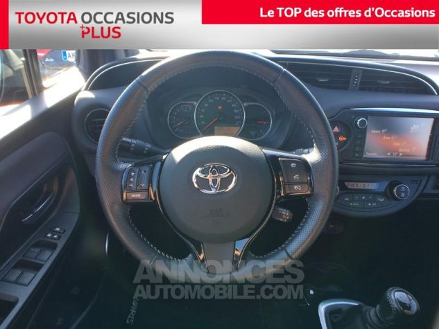 Toyota YARIS 100 VVT-i Collection 5p ROUGE Occasion - 5