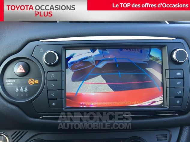Toyota YARIS 100 VVT-i Collection 5p ROUGE Occasion - 6