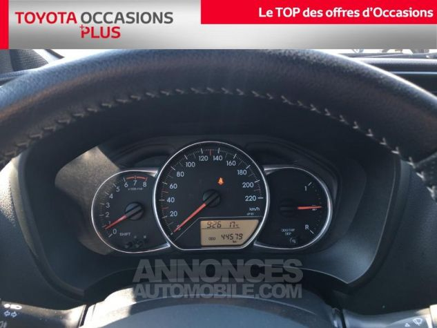 Toyota YARIS 100 VVT-i Collection 5p ROUGE Occasion - 7