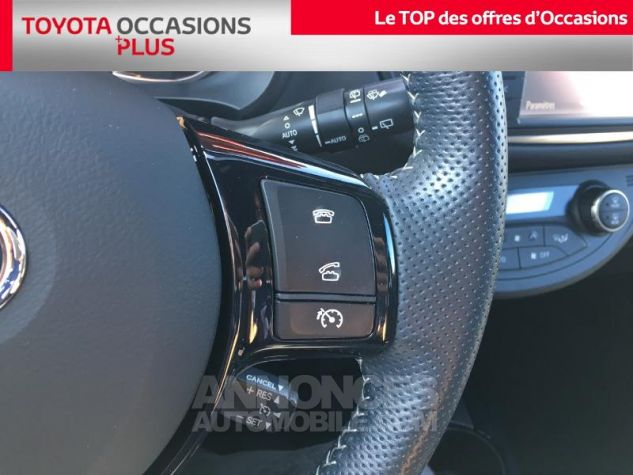 Toyota YARIS 100 VVT-i Collection 5p ROUGE Occasion - 8