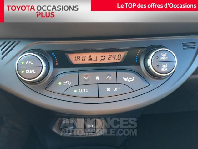 Toyota YARIS 100 VVT-i Collection 5p ROUGE Occasion - 11