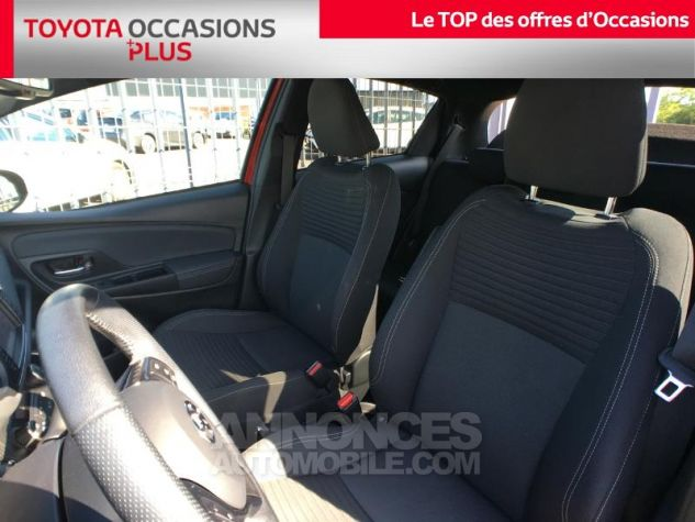 Toyota YARIS 100 VVT-i Collection 5p ROUGE Occasion - 12