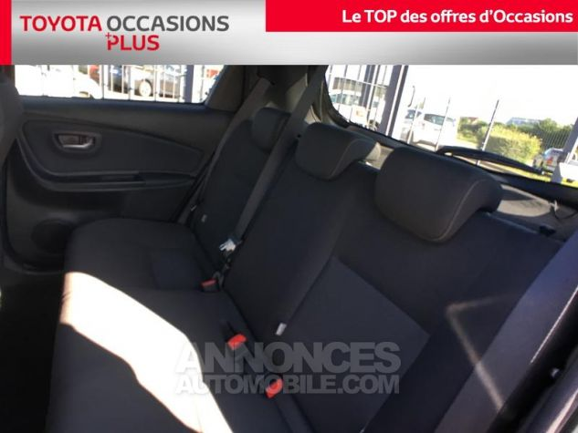 Toyota YARIS 100 VVT-i Collection 5p ROUGE Occasion - 13