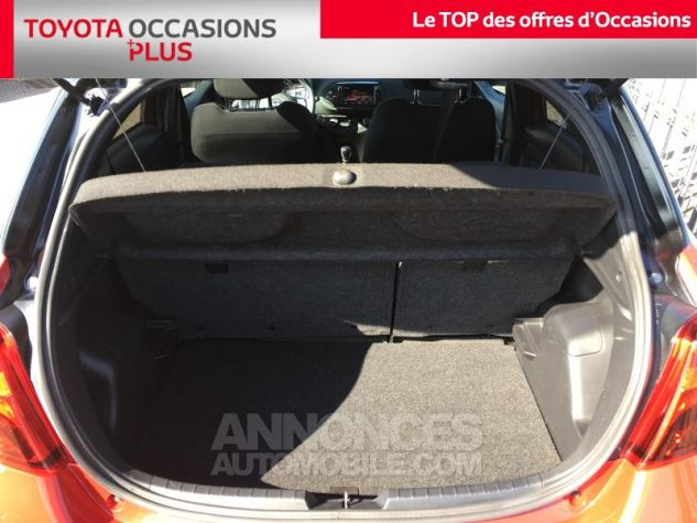 Toyota YARIS 100 VVT-i Collection 5p ROUGE Occasion - 14