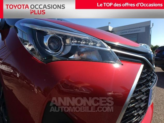 Toyota YARIS 100 VVT-i Collection 5p ROUGE Occasion - 17