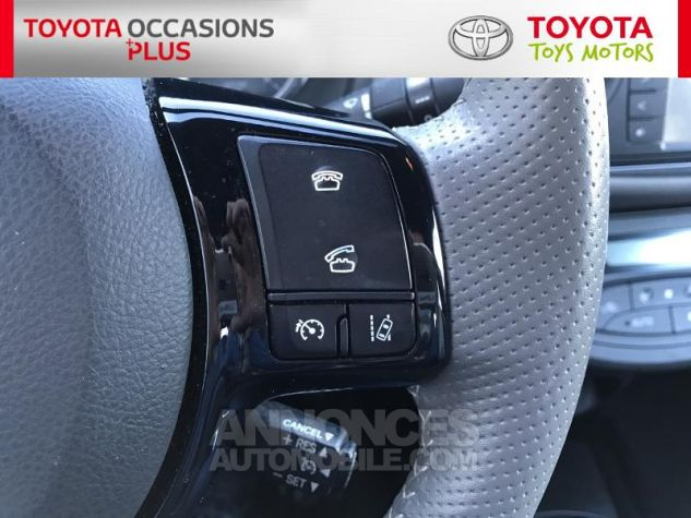 Toyota YARIS 100 VVT-i Collection 5p Blanc Nacre Occasion - 9
