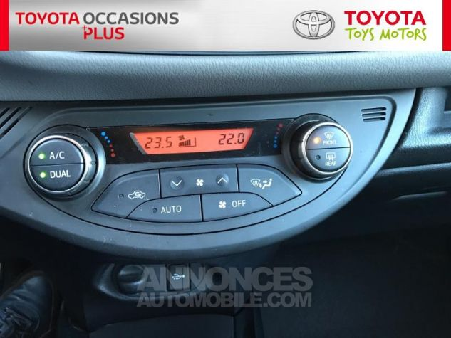 Toyota YARIS 100 VVT-i Collection 5p Blanc Nacre Occasion - 10