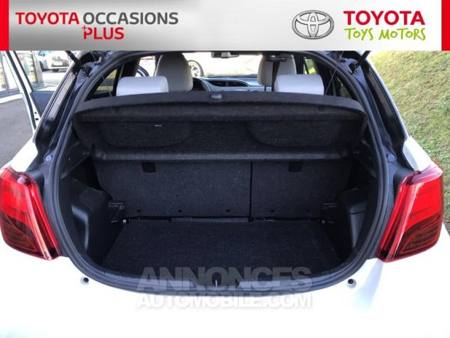 Toyota YARIS 100 VVT-i Collection 5p Blanc Nacre Occasion - 14