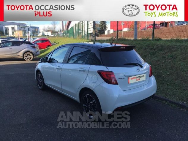 Toyota YARIS 100 VVT-i Collection 5p Blanc Nacre Occasion - 17