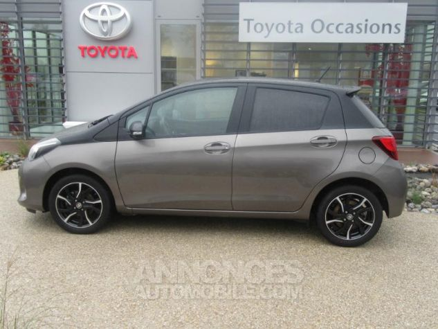 Toyota YARIS 100 VVT-i Collection 5p GRIS DUNE Occasion - 2
