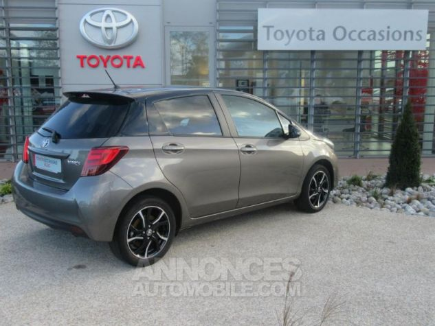 Toyota YARIS 100 VVT-i Collection 5p GRIS DUNE Occasion - 3