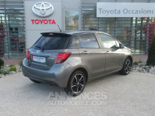 Toyota YARIS 100 VVT-i Collection 5p GRIS DUNE Occasion - 4