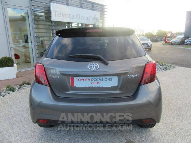 Toyota YARIS 100 VVT-i Collection 5p GRIS DUNE Occasion - 5